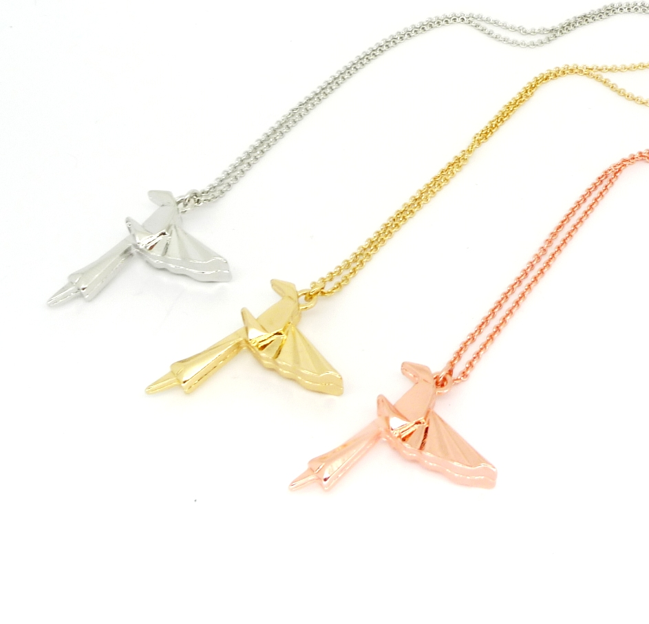 origami jewellery uk 28 images cat necklace gold